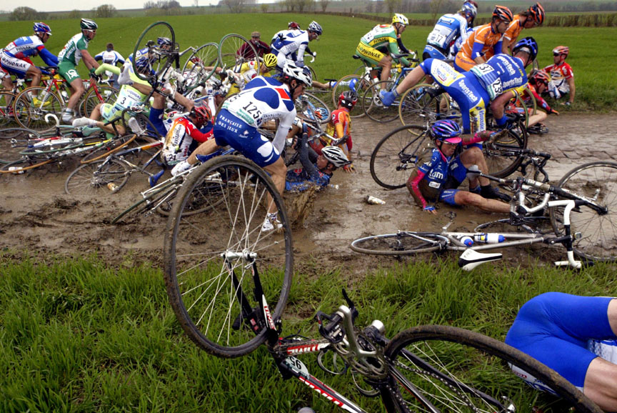 Paris - Roubaix 2005