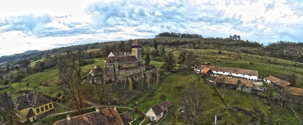Biserica fortificata Malancrav