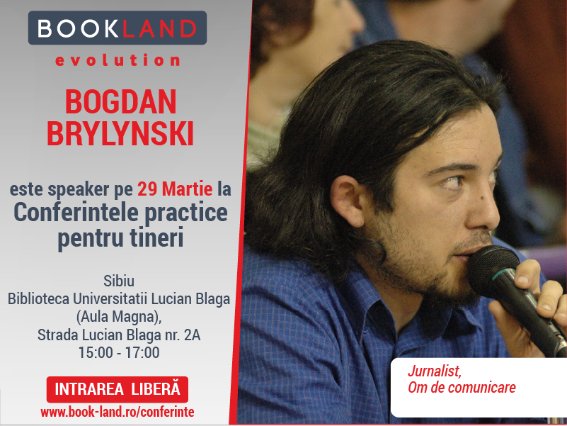 BookLand Evolution - speaker_Bogdan Brylynski