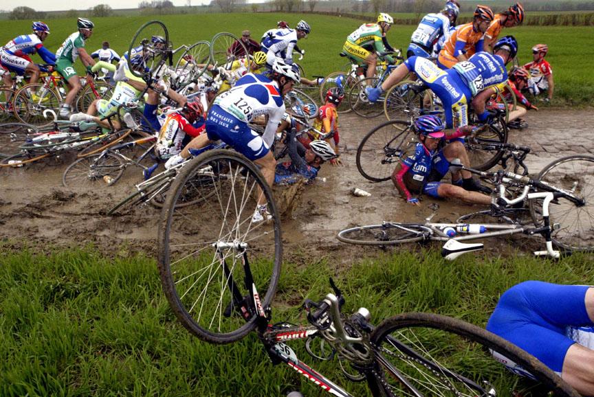 Paris - Roubaix 2005