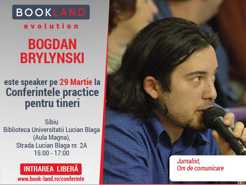 BookLand Evolution - speaker_Bogdan Brylynski